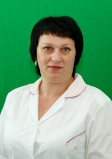 Перетятку Л.Г., старшая медицинская сестра